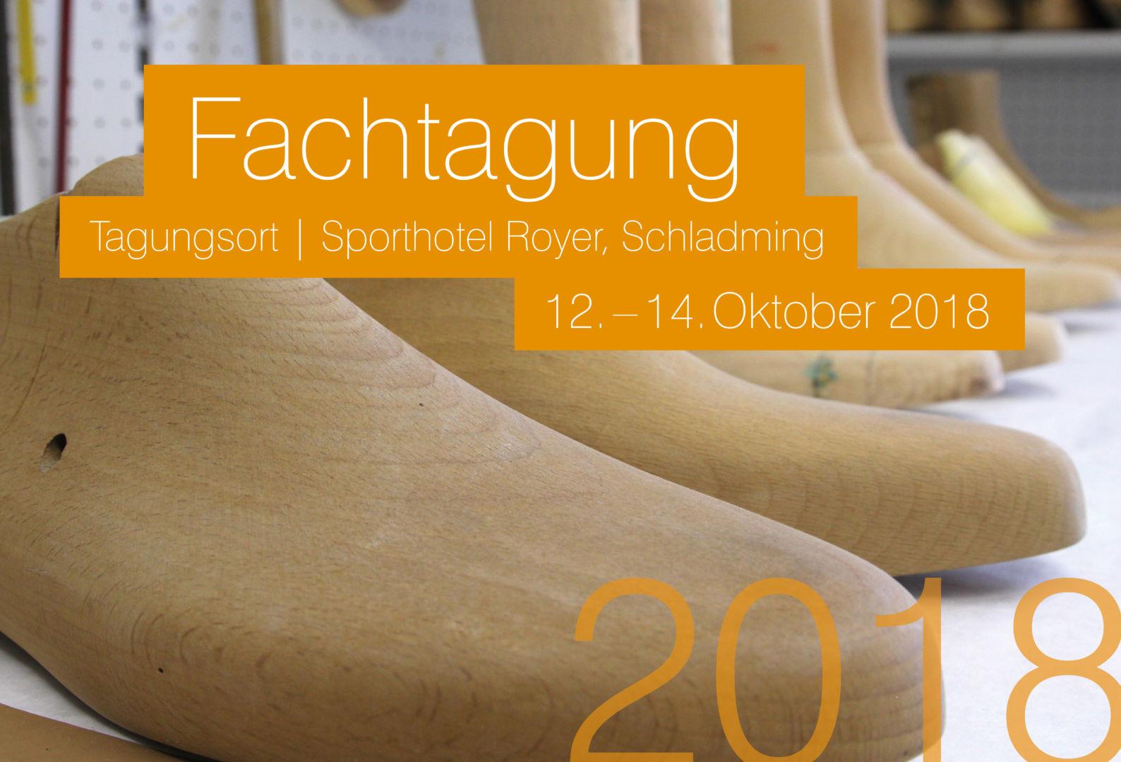 12.-14. Oktober 2018: Fachtagung in Schladming
