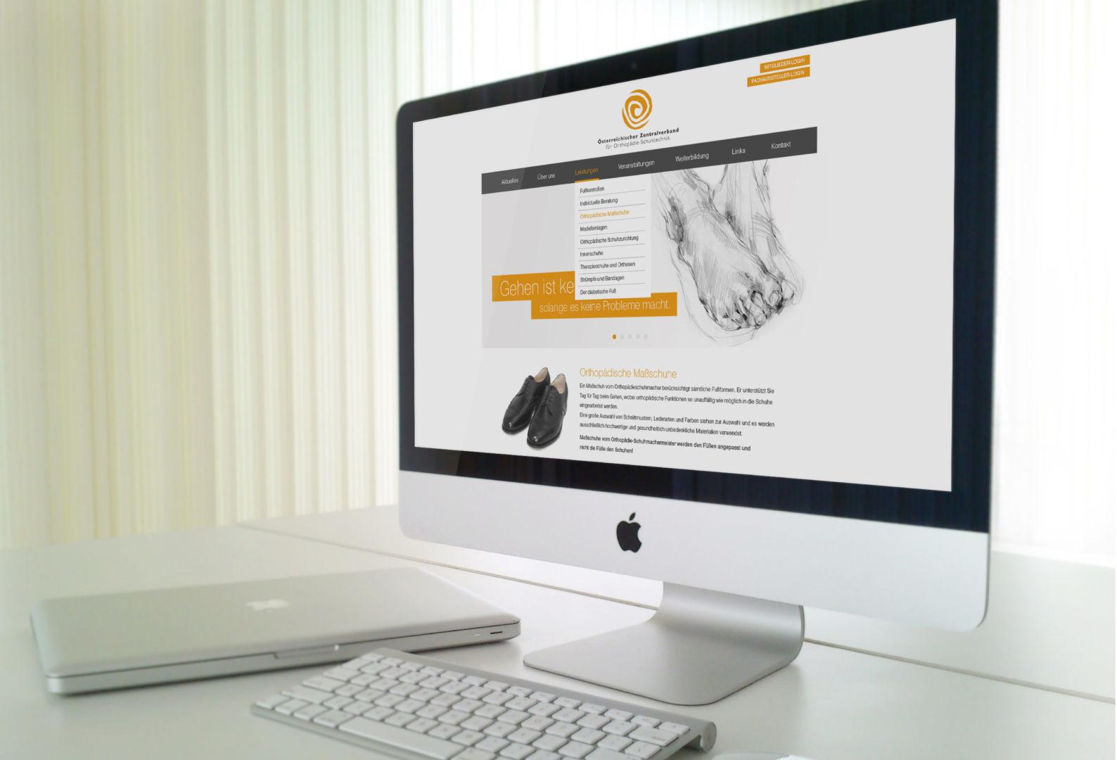 Neue Website geht online!