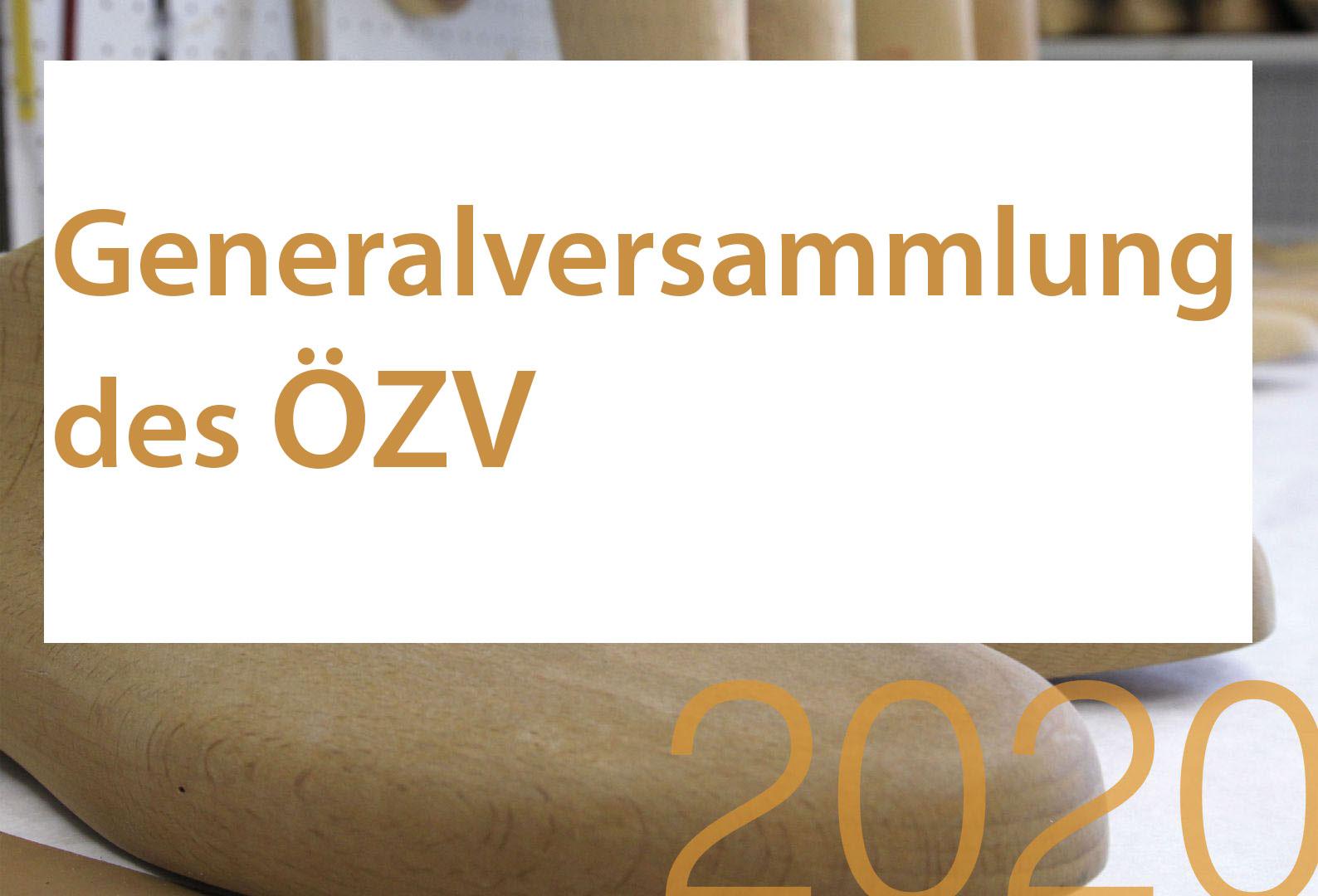 Generalversammlung des ÖZV am 02.10.2021 im Hotel Royer in Schladming